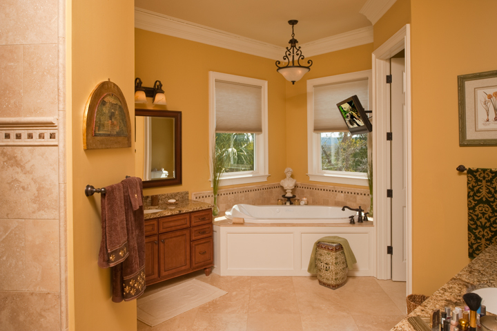 Coastal bath kitchen bathroom design gallery remodel for Kitchen bath design