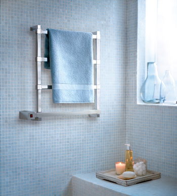Coastal Bath & Kitchens Shower Towel Warmers